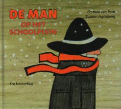 De man op het schoolplein - 9789043505512 - Herman van Veen