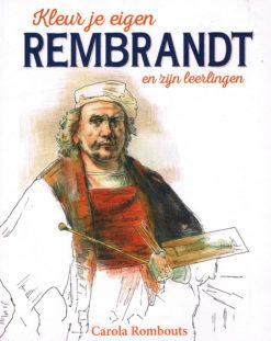 Rembrandt - 9789043918817 - Carola Rombouts