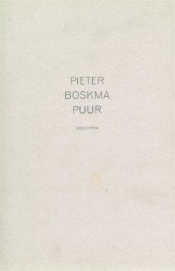 Puur - 9789044603828 - Pieter Boskma