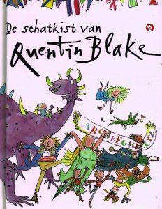 De schatkist van Quentin Blake - 9789047615583 - Quentin Blake