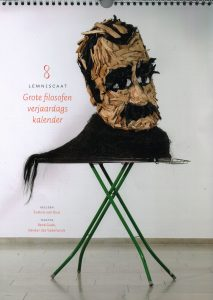 Grote filosofen verjaardagskalender - 9789047761570 - Eveline van Duyl