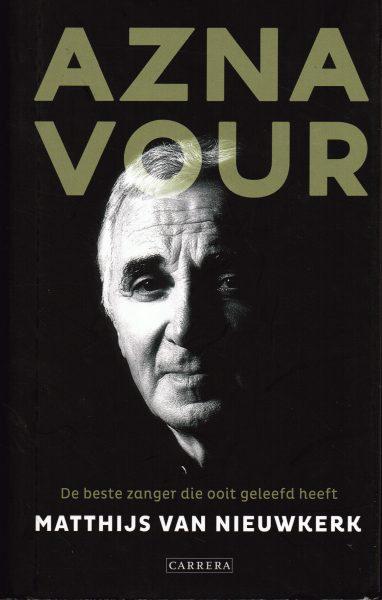 Aznavour - 9789048829248 - Matthijs van Nieuwkerk