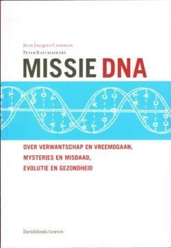 Missie DNA - 9789058265814 - Jean-Jacques Cassiman