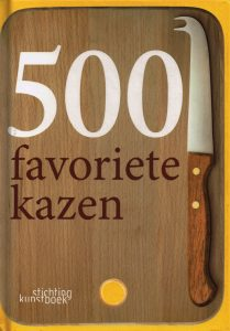 500 favoriete kazen - 9789058564153 - Betty Koster