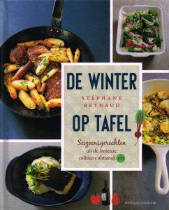 De winter op tafel - 9789059565920 - Stéphanie Reynaud