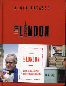 I love London - 9789059566224 - Alain Ducasse