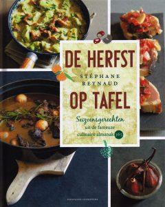 De herfst op tafel - 9789059566514 - Stéphanie Reynaud