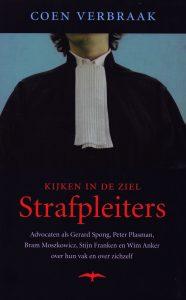 Strafpleiters - 9789060059517 - Coen Verbraak