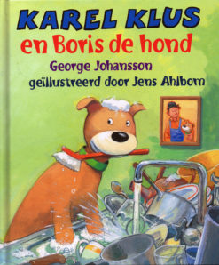 Karel Klus en Boris de hond - 9789060386781 - George Johansson