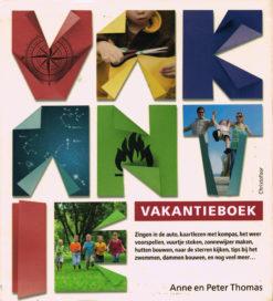 Vakantieboek - 9789062382552 - Anne Thomas