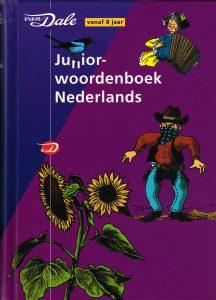 Van Dale Juniorwoordenboek Nederlands - 9789066488670 -