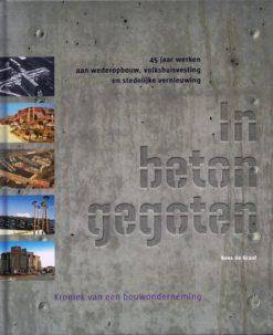 In beton gegoten - 9789068685046 - Kees de Graaf