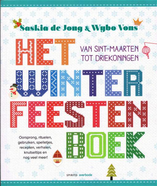 Het winterfeestenboek - 9789079956265 - Saskia de Jong