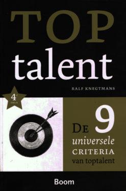 Toptalenten - 9789085067528 - Ralf Knegtmans