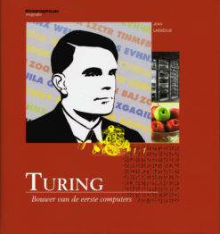 Turing - 9789085712893 - Jean Lassègue