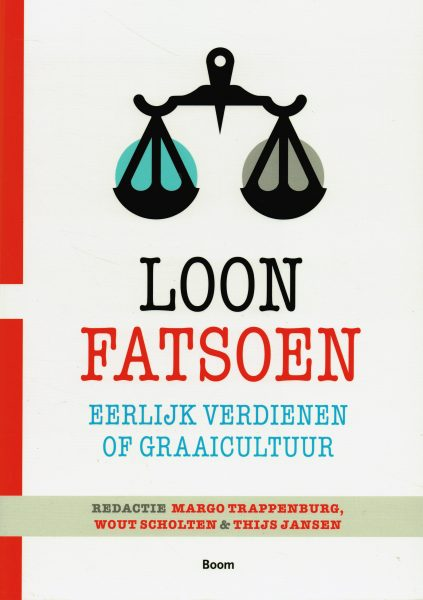 Loonfatsoen - 9789089533739 - Margo Trappenburg