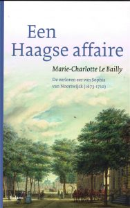 Een Haagse affaire - 9789460036309 - Marie-Charlotte le Bailly