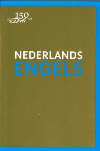 Van Dale Nederlands-Engels pocketwoordenboek - 9789460772276 -