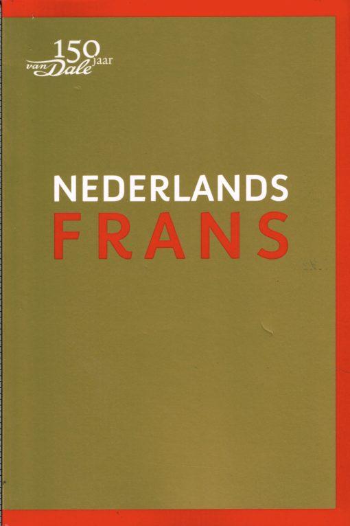 Van Dale Nederlands-Frans pocketwoordenboek - 9789460772290 -