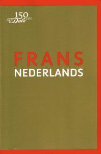 Van Dale Frans-Nederlands pocketwoordenboek - 9789460772306 -