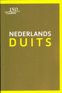 Van Dale Nederlands-Duits pocketwoordenboek - 9789460772313 -
