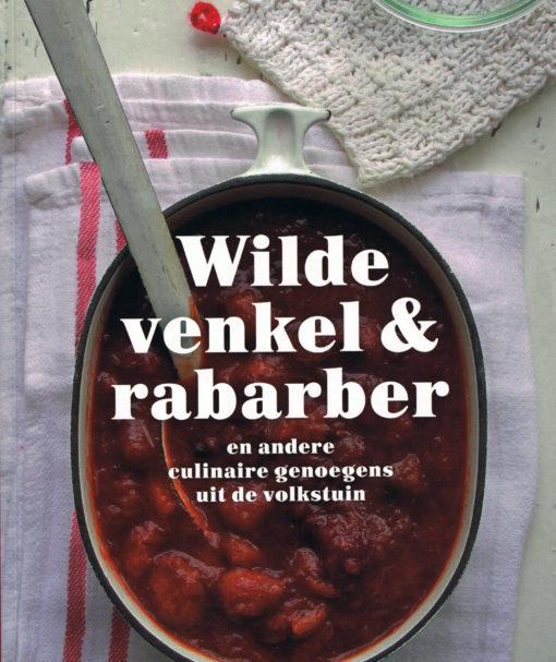 Wilde venkel & rabarber - 9789490608804 - Caroline Zeevat