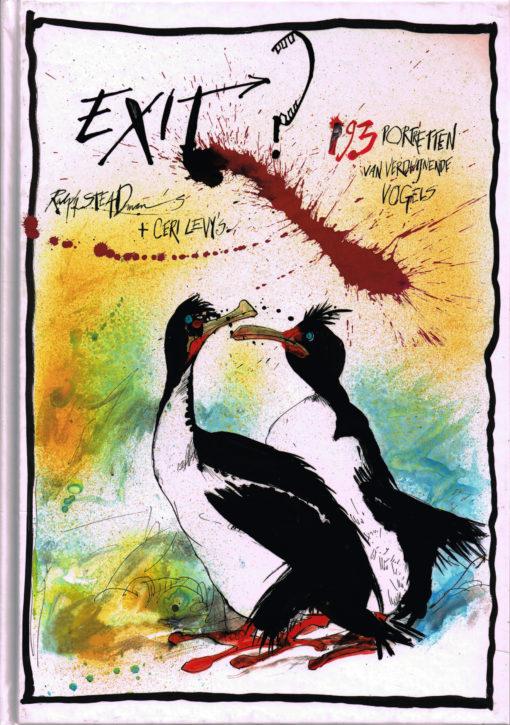 Exit? - 9789021563107 - Ralph Steadman