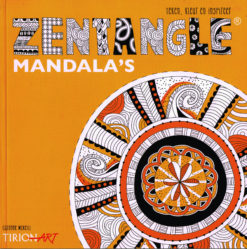 Zentangle mandala's - 9789043917223 - Suzanne McNeill