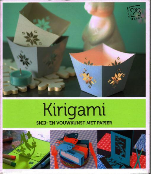 Kirigami - 9789043918800 - Hu Ho Ann