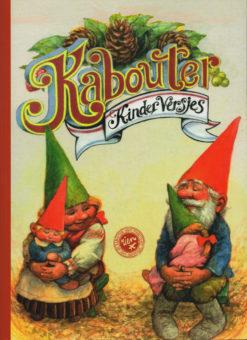 Kabouter kinderversjes - 9789043919135 - Rien Poortvliet