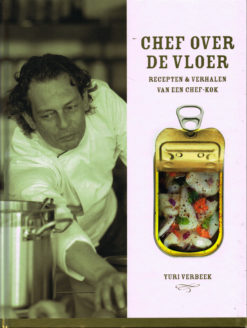 Chef over de vloer - 9789048812332 - Yuri Verbeek
