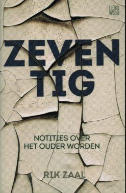 Zeventig - 9789048819485 - Rik Zaal