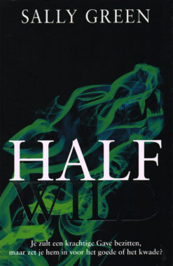Half wild - 9789048820467 - Sally Green
