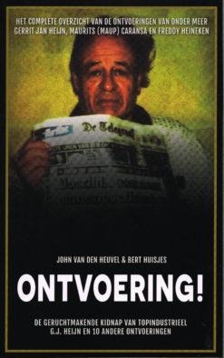 Ontvoering - 9789048826919 - John van den Heuvel