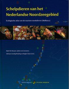 Schelpdieren van het Nederlandse Noordzeegebied - 9789052108216 -  de Bruyne
