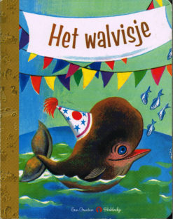 Het walvisje - 9789054443117 -