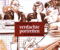 Verdachte portretten - 9789059373044 - Paul Arnoldussen