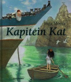 Kapitein Kat - 9789060387061 - Inga Moore
