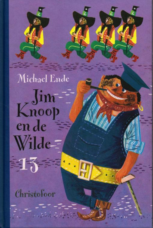 Jim Knoop en de wilde 13 - 9789062388363 - Micheal Ende