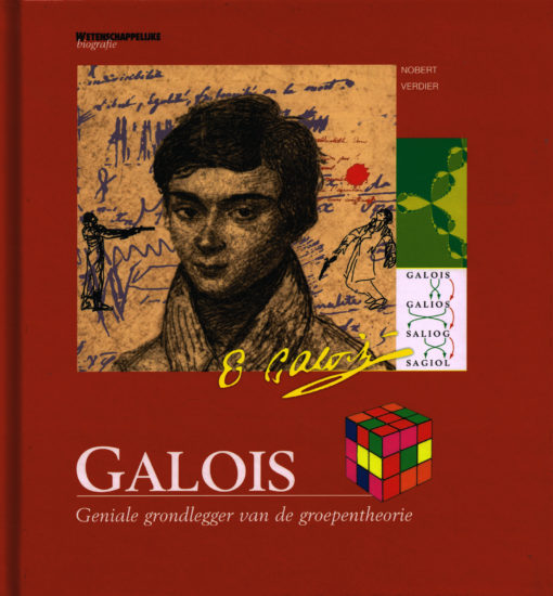 Galois - 9789085711407 - Nobert Verdier