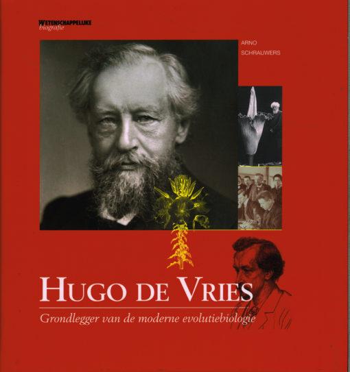 Hugo de Vries - 9789085713241 - Arno Schauwers
