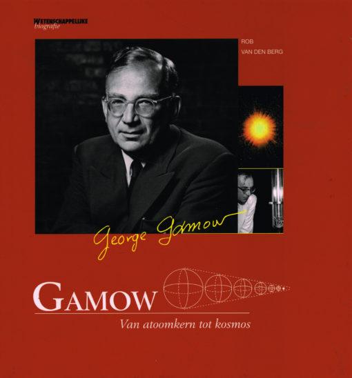 Gamow - 9789085713784 - Rob van den Berg