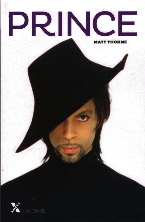 Prince - 9789401603232 - Matt Thorne