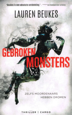 Gebroken monsters - 9789023490944 - Lauren Beukes