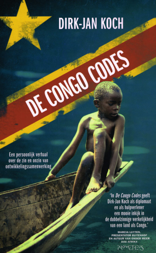 De Congo-codes - 9789035141469 - Dirk-Jan Koch