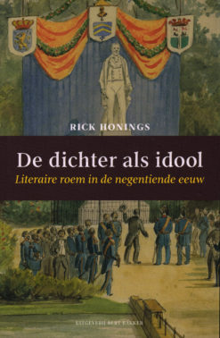 De dichter als idool - 9789035144316 - Rick Honings