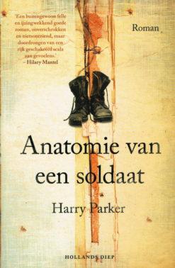 Anatomie van een soldaat - 9789048828500 - Harry Parker