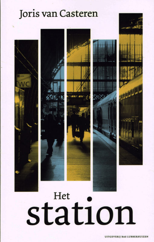 Het Station - 9789059373969 - Joris van Casteren