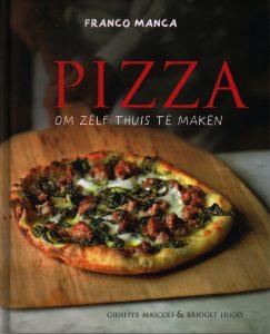 Pizza om zelf thuis te maken - 9789059565760 - Franco Manca