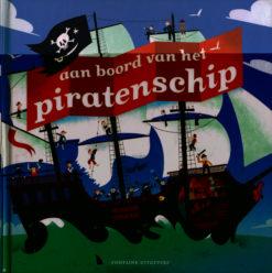 Aan boord van het piratenschip - 9789059566026 - Jean-Michel Billioud